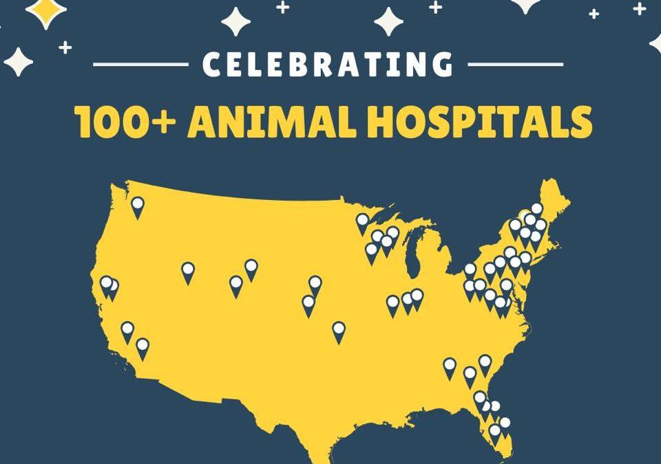 Pawprint Oxygen Animal Hospitals
