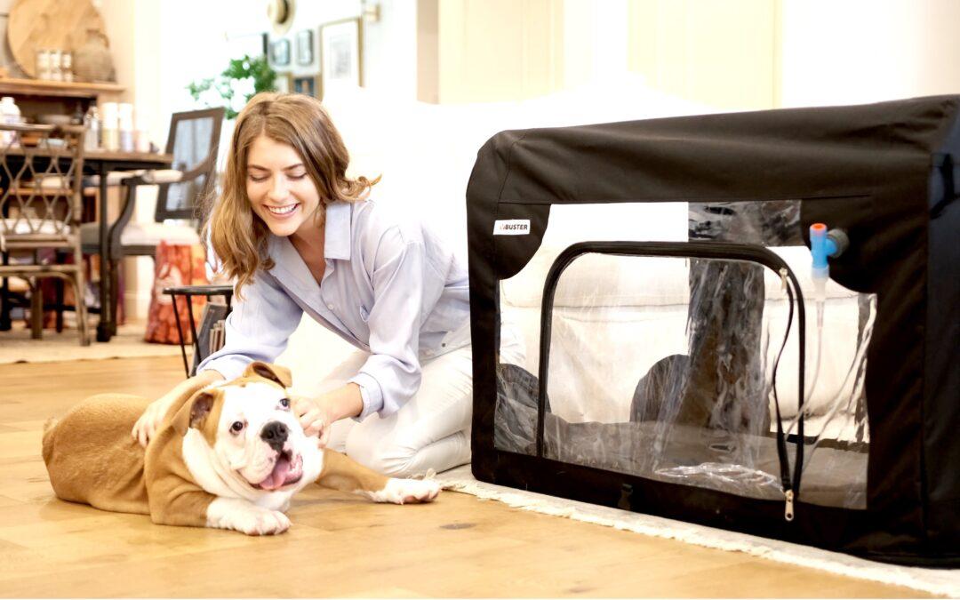 Pet Oxygen Cage