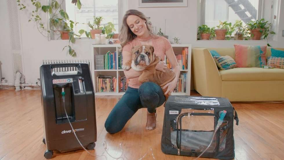 Oxygen Concentrators for Pet